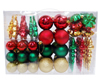 International Art Enterpr, S/63 Christmas Tree Trim Set