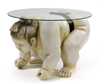 Toscano, Basho The Sumo Wrestler Table