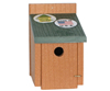 Woodlink, Feeder Go Green Wren